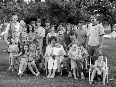 Benz Family August 2007