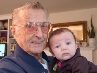 Uncle Jim Walsh and Cambria