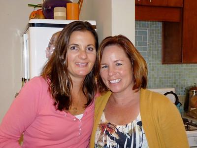 Heidi and Emily