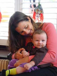Heidi and Cambria
