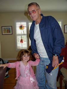 Kimberly Ann and her Grandpa