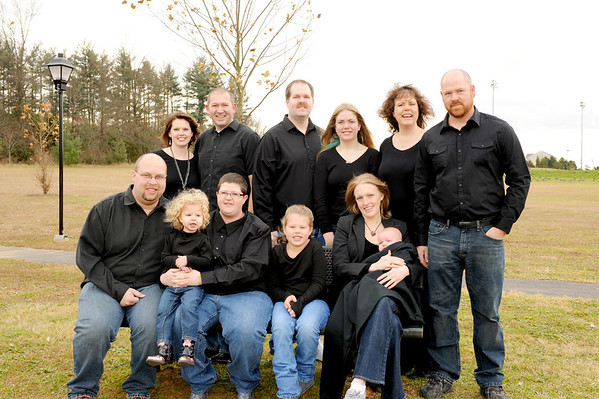 Walton, Bowers, Carl & Price Families