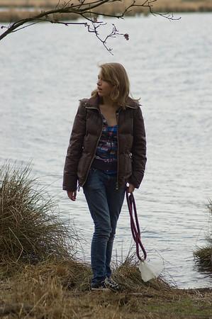 Wandeling Kalmthout Maart 2009