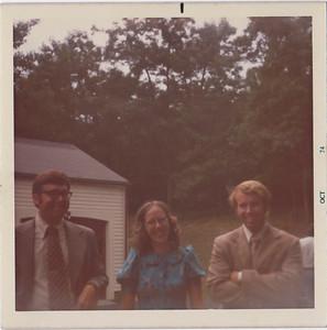 Bob, Barb, and Steve
