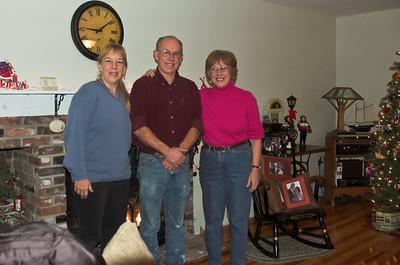 Cheryl, Steve, Barb