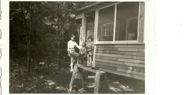 Sylvia,Steve, and Barb