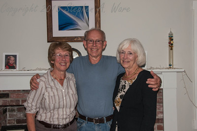 Barb, Steve, Syl