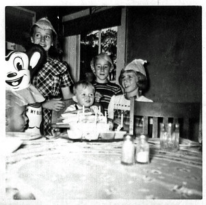 1953 Danny's Birthday Party