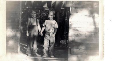Paula and Steve Barehill Pond