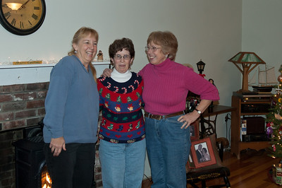Cheryl, Mary Anne, Barb