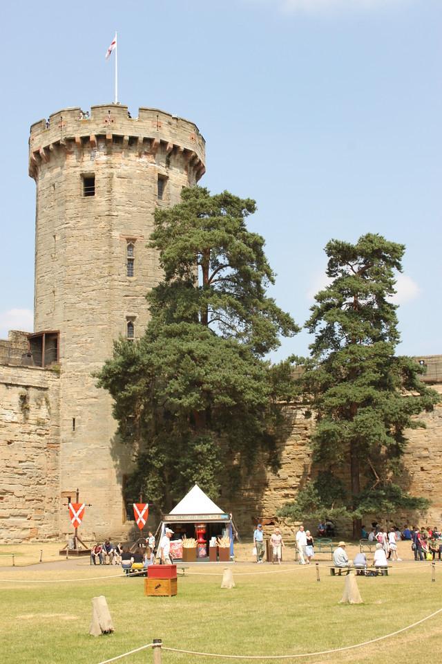 Warwick Castle & Severn Valley