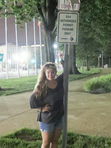 Stephanie Alice Allred parking??????