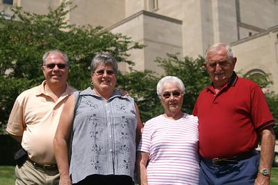 Joe, Ann, Terry & Stan