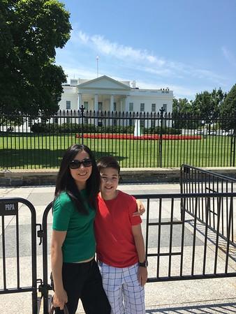 Washington DC and Seabrook 2016