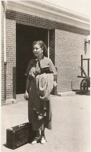 Leaving for Mexico 1943
