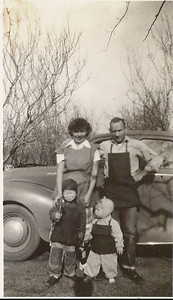 Marcia, Victor Tim and Josh