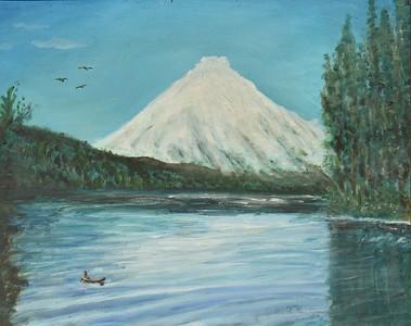 04 Mount Hood  Oregon  -  16 X 20