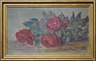 Roses - With Frame