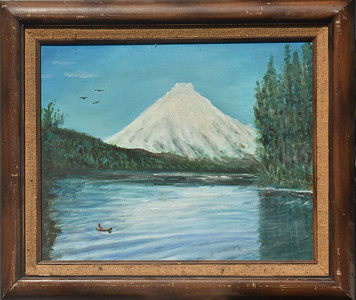 04 Mount Hood  Oregon- With Frame - 16 X 20