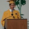 Christopher Pang, Valdedictorian