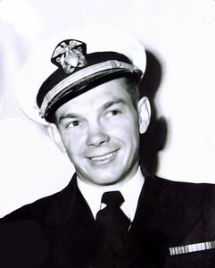 Lieut. Wayne J Eldredge, 1947