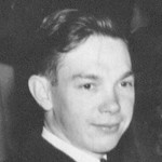 Lt(jg) Wayne J  Eldredge, SF 1945  -1