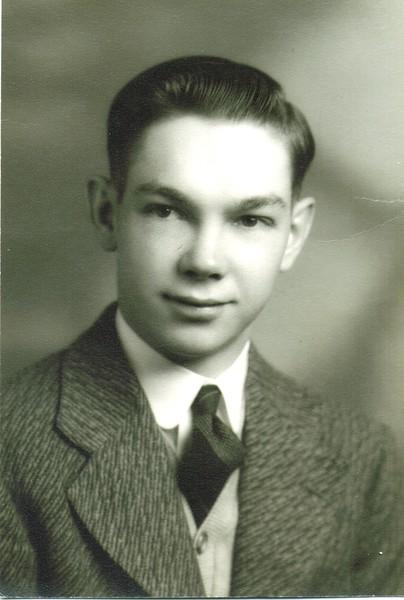 Wayne J  Eldredge  Nov  1941