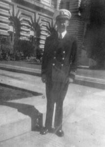 Lt(jg) Wayne J  Eldredge, New Orleans,LA, 1944