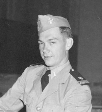 Lt(jg) Wayne J  Eldredge, 1944