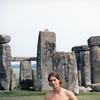 Eric <br /> Stonehenge<br /> 1981