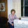 Berta, Grandpa Bob's wife<br /> Denver, Colorado<br /> 1979