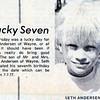 Seth turns seven