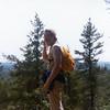 Sayre on highest point in Minnesota<br /> Eagle Mountain 2,300 feet<br /> 1979