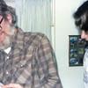Sayre & Eric<br /> Christmas 1981