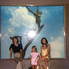 One of several trips to Denver with Linnie Phifer and her girls Tristan and Tamsyn<br /> 1979