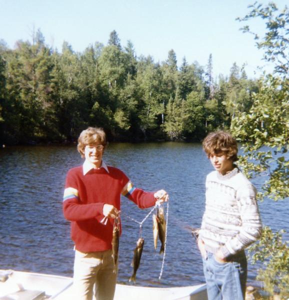 Soren & Eric<br /> Minnesota<br /> 1979