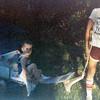 Seth toting Baby patrick Sullivan<br /> summer 1982