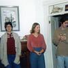 Aunt Julie & Eric, Pam Sullivan<br /> Christmas 1981