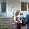 a visit from Uncle Mike's family<br /> 1980