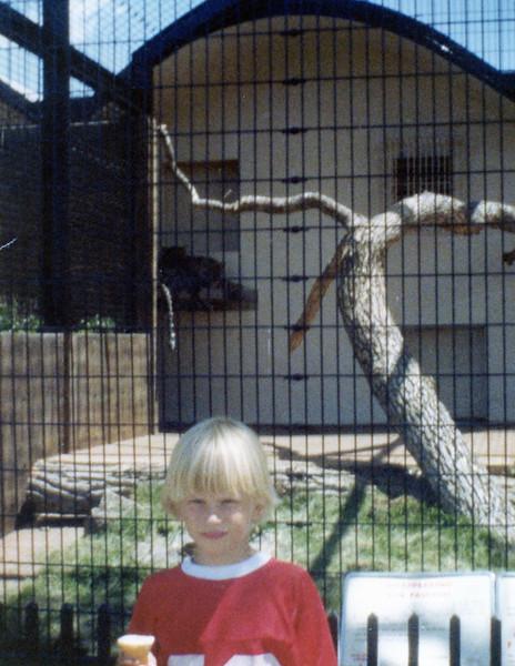 Seth<br /> Denver Zoo<br /> 1977
