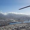 Honolulu Harbour....