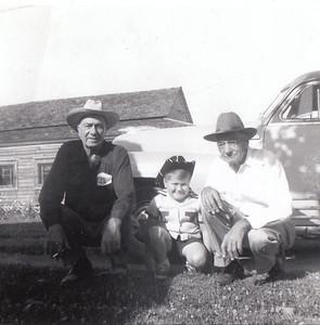 Grandpas on Moms side of the family Texas