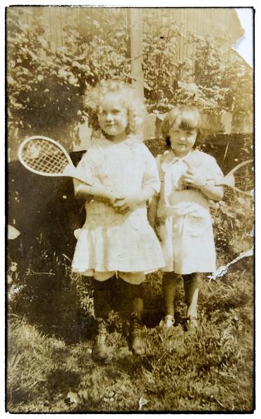 Dorothy and Loretta