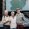 When John Foran moved to Bowen Island Bill and Mary would go up to visit. <br /> They loved to go on picnics to Killarney Lake, rain or shine!