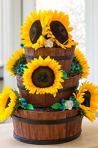 2016 Wedding Cake