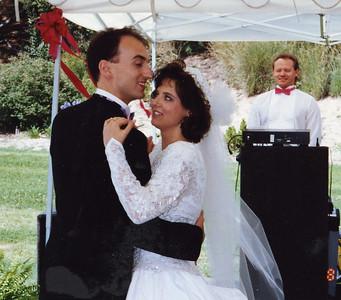 Wedding - Kim & David  Granoff