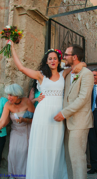 Wedding Mark and Isa, August 2, 2014