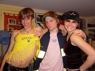 Winter Carnival Disco - 2004.