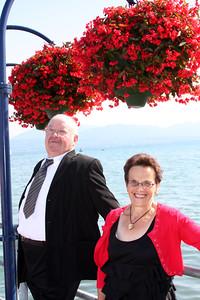 Papa & maman (Mariage de Noemie en Suisse)