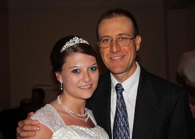 Amelia & Dustin's wedding (04/2010)